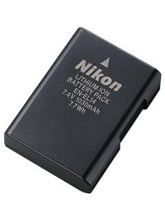 Nikon EN-EL14 Rechargeable Li-Ion Battery for Nikon D3100 DSLR, D3200 DSLR, D5100 DSLR, and P7000 Digital Cameras - Retail Packaging (B003ZYF3M8) | Amazon price tracker / tracking, Amazon price history charts, Amazon price watches, Amazon price drop alerts