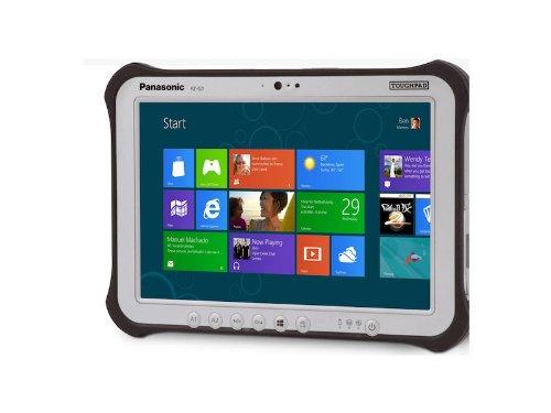 POSRUS Panasonic Toughpad FZ-G1 Antiglare Antifingerprint Screen Protector by POSRUS
