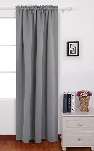 Deconovo Blackout Darkening Curtains Treatments