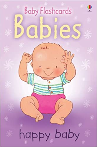 Babies (Usborne Baby Flashcards) (Very First Flashcards