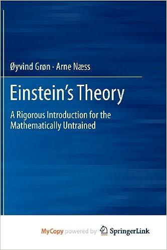 Book Einstein's Theory