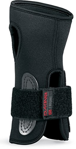 Dakine Men's Wrist Guard (1 Pair), Black, Small