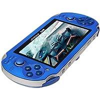 مشغل العاب بي ام بي محمول بشاشة عرض MP5 4.3 بوصة لعرض الالعاب والفيدويهات به كاميرا وراديو اف ام