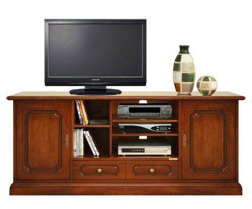 Mobile porta tv classico in legno con spazi dedicati all\'Home ...