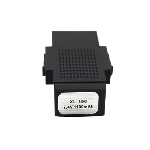 Batería de zafiro de 7,4 V, 1100 mAh para dron SG900, GPS, RC ...
