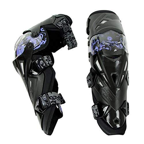 Sijux Motorcycle Kneepad Protective Gears Guard Freely Knee Gurad Protector Equipment Gear Motocross Guards Racing Moto,Blue