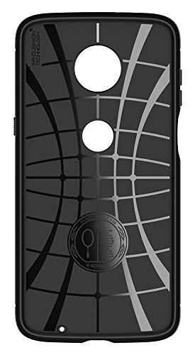 Spigen Rugged Armor Moto Z3 Play Case with Air Cushion Technology for Motorola Moto Z3 Play (2018) - Black by Spigen (Image #5)