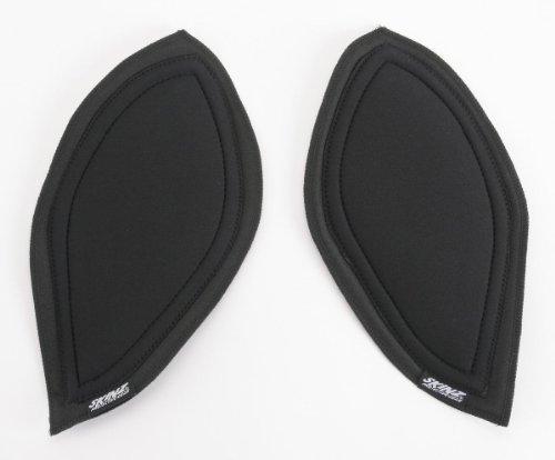 (Skinz Protective Gear Pro-Series Console Knee Pads - Black SCKP400-BK)