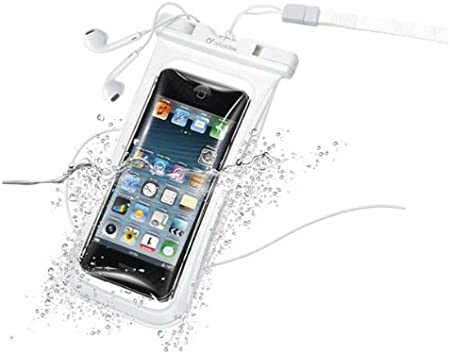Cellular Line VOYAGER - Funda impermeable para móviles y ...