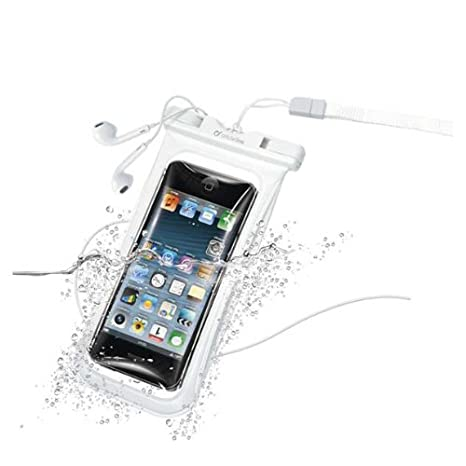 Descrizione prodotto Custodia impermeabile per iPhone 5 per moto Cellular Line