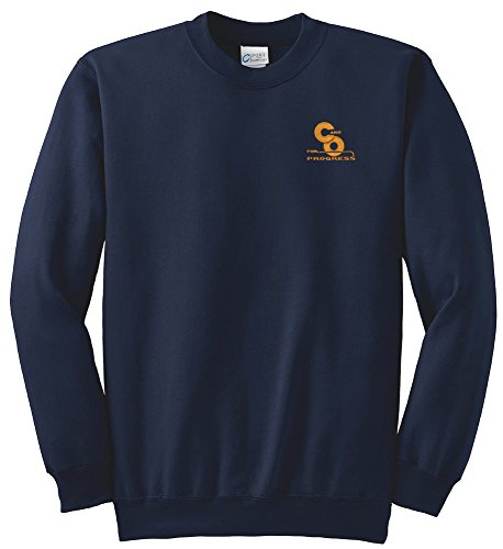 Used, C&O Railway Crew Neck Sweatshirt Navy Adult 2XL [43] for sale  Delivered anywhere in USA