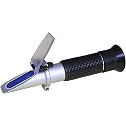 Sinotech Hand Held Brix 0-90% Sugar Refractometer (Single Scales) Rhb0-90