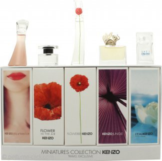 Kenzo 5 Piece Mini Set for Women