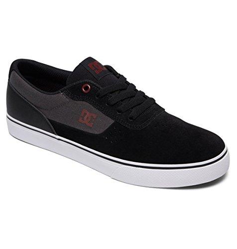 DC Shoes Switch S Schuh - Black/Charcoal Grã¶Ãÿe: 44.5