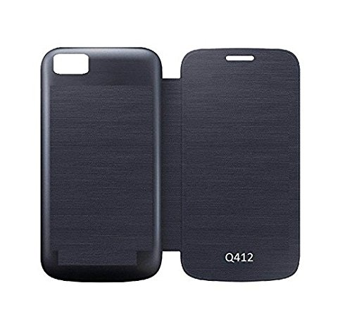 promo code e4c5f c6033 Micromax Canvas Fire 4G Q412 Flip Cover-By Wellcare: Amazon.in ...