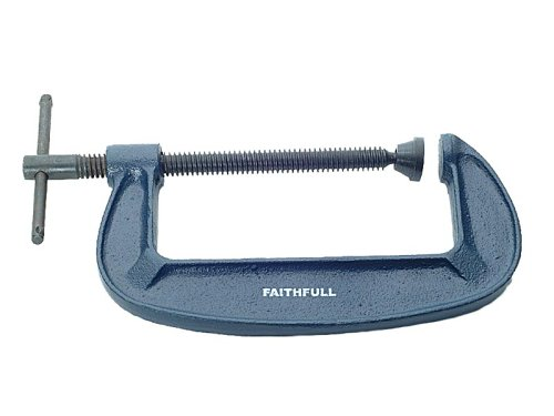 Faithfull G Clamp Medium Duty 6IN