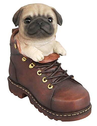 AMANO Lessin Dog Boot Dog Pug