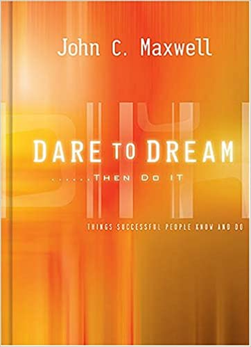 Image result for Dare to Dream, Maxwell
