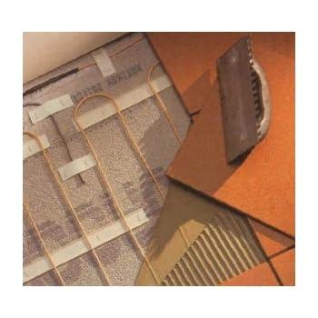 Easy Heat Warm Tiles Dft1048 Floor Heat Kit Covers 43 54