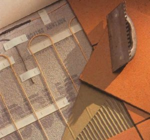 EasyHeat DFT2137 EasyHeat Warm Tiles (H Kit)