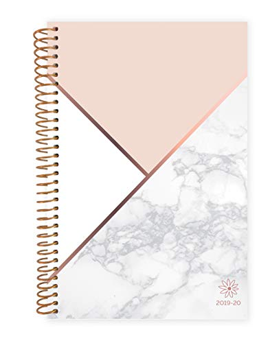(bloom daily planners 2019-2020 Academic Year Day Planner - Passion/Goal Organizer - Monthly and Weekly Dated Calendar Agenda Book - (August 2019 - July 2020) - 6
