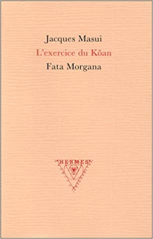 Livre L'Exercice du Koan pdf