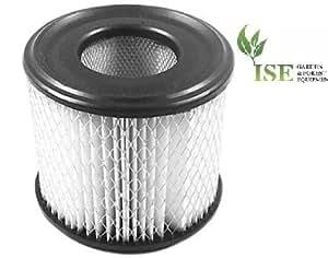 Ise® de repuesto Filtro de aire para Briggs y Stratton 7–16hp horizontal sustituye a número de pieza 393597s