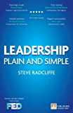 Leadership: Plain and Simple (Financial Times Series)