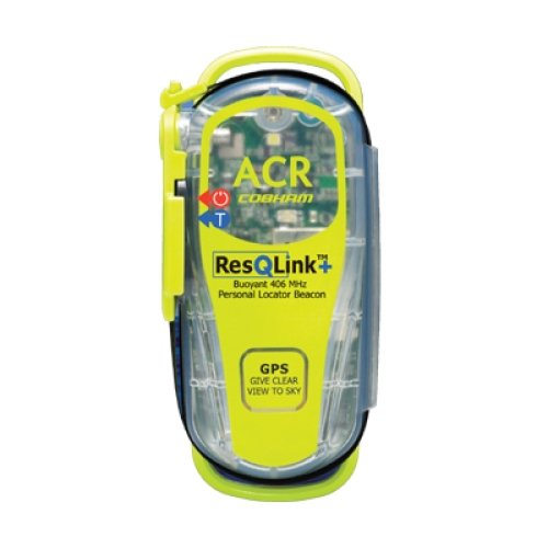 Acr 2881 resqlink+ plb floats w/o pouch over $150