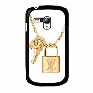 Charming Style Louis With Vuitton Cover Case Snap On Samsung Galaxy S3 Mini LV Cell Phone Case