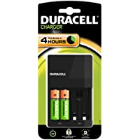 DURCEF14 - Duracell Ion Speed 1000 Battery Charger