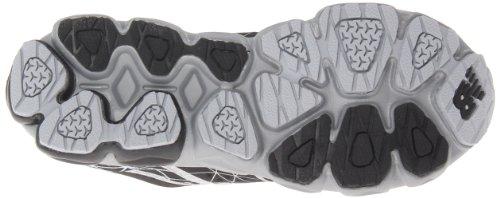 888098067965 - New Balance KJ890 Pre Lace-Up Running Shoe (Little Kid),Black/Silver,11 W US Little Kid carousel main 2