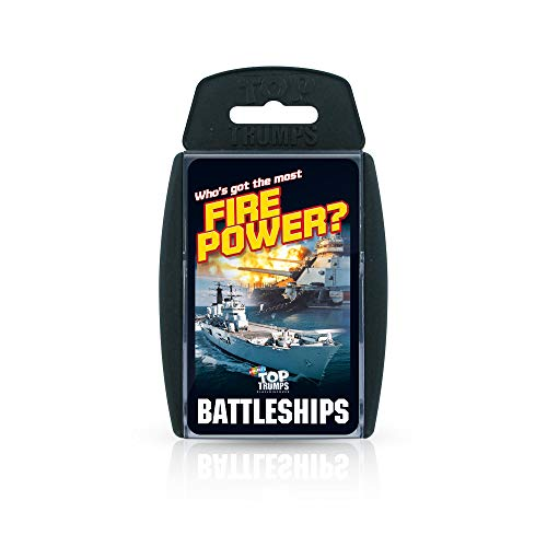 - Battleships Top Trumps Card Game
