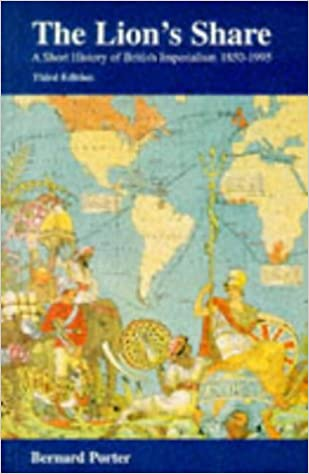 Amazon the lions share short history of british imperialism amazon the lions share short history of british imperialism 1850 1995 3rd edition 9780582089433 bernard porter books fandeluxe Images
