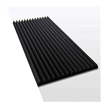 36x Platten AkustikschaumstoffDie Neue ca Anthrazit Schwarz 9,0 m/²