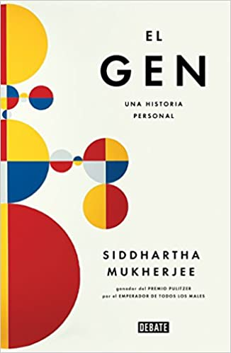 image for El gen / The Gene: An Intimate History: Una historia personal (Spanish Edition)