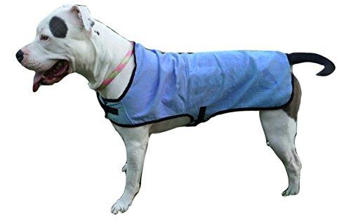 Blue Coat K9 (ArcticBlu Dog Cooling Vest, Durable Lightweight Cooling Vest For Your K-9, Blue (XS))