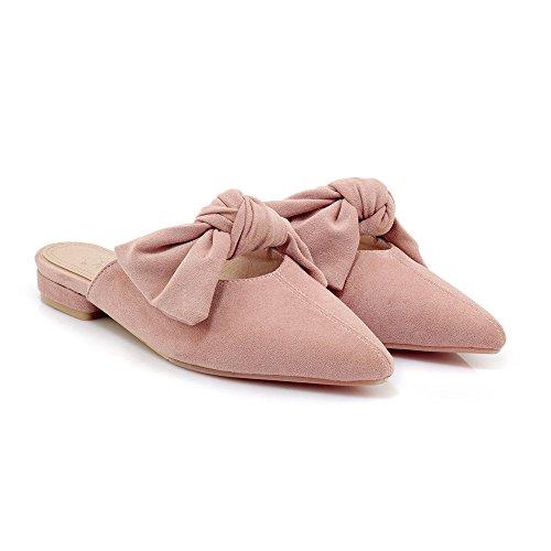 amp;x Flip Qin Sandals Flop Women's Heel Pink Low pwHSTHx