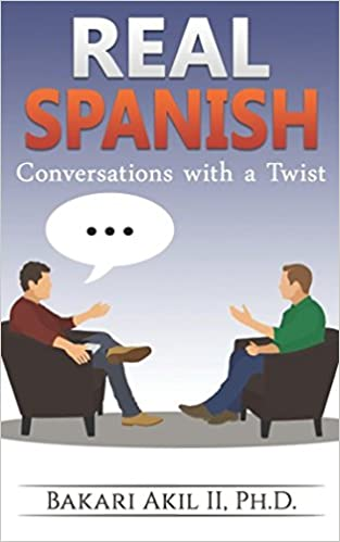 Real Spanish: Conversations with a Twist Cover Art