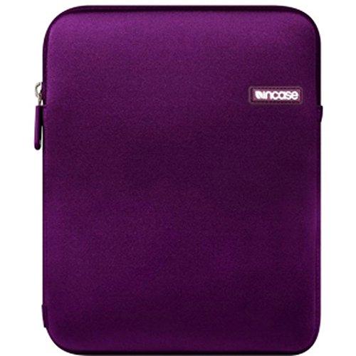 Incase iPad Neoprene Sleeve - Material Aubergine