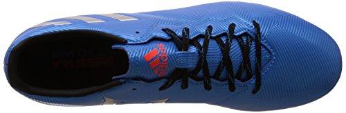adidas Messi 16.4 Fxg, Botas de Fútbol para Hombre Azul (Azuimp / Plamat / Negbas)