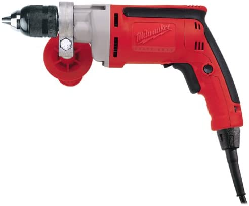 Milwaukee 0302-20 8 Amp 1//2-Inch Drill with Keyless Chuck