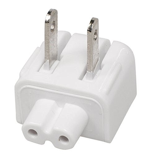Apple Mac Ac Power Adapter Us Wall Plug Duck Head For Ibook/