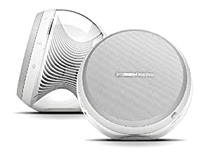 Harman Kardon NOVA WHT High-Performance Wireless Stereo Speaker System (White)