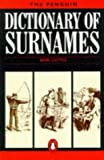 img - for The Penguin Dictionary of Surnames (Penguin Reference Books) book / textbook / text book
