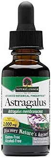 Natures Answer Astragalus Root 2000 mg
