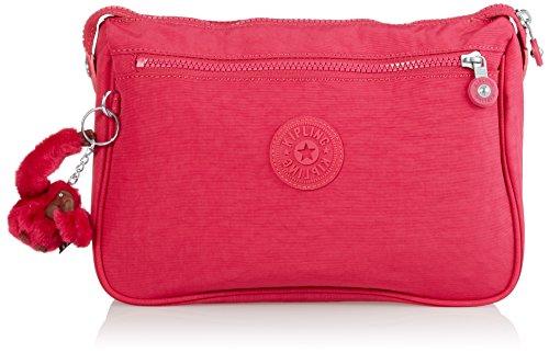 Kipling - PUPPY - Kulturtasche - Black - (Schwarz) Cherry Pink C