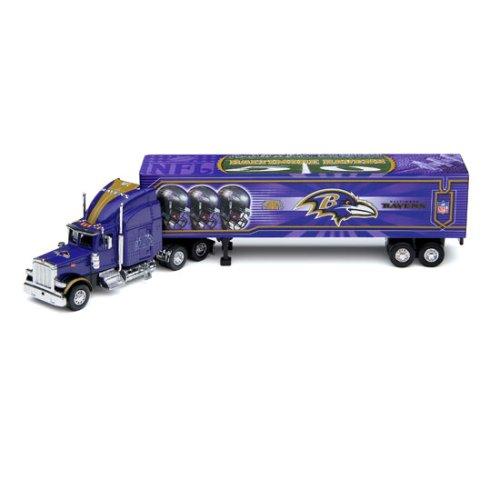 Baltimore Ravens 2006 NFL Peterbilt Tractor-Trailer ()