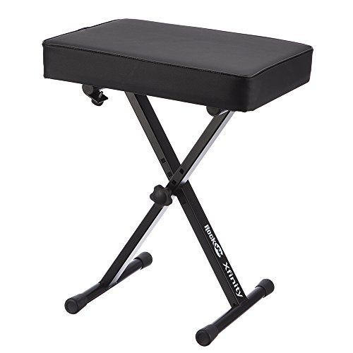 Find Cheap RockJam RJKBB100 KB100 Keyboard Bench