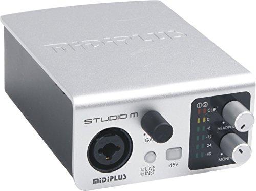 midiplus Studio M USB Audio Interface by Midiplus